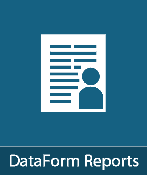 Data Form Reports